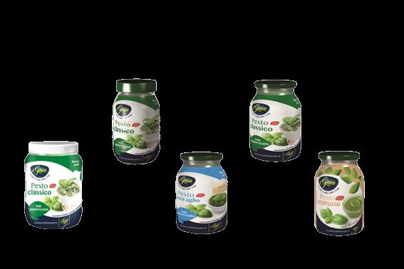 Pesto Ambient - Gaia Image