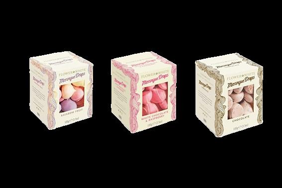 Meringhe - Flower White Image