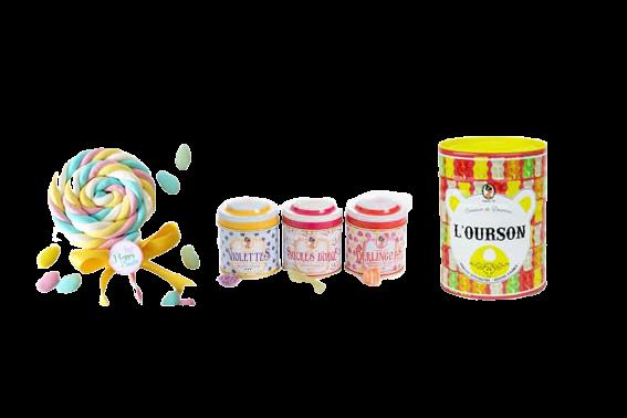 Marshmallow e Bombon Image