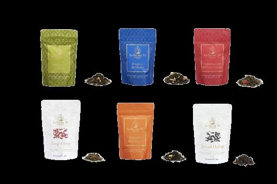 La Via del Tè - Sacchetti Image