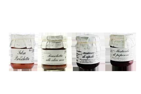 Riolfi - Mostarde e preparati per la dispensa Image
