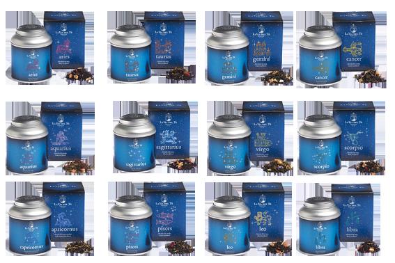 La Via del Tè - I Tè dello Zodiaco Image